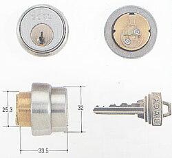ゴール社V18TX,TTX対応各種シリンダーgcy-480(GCY-48)
