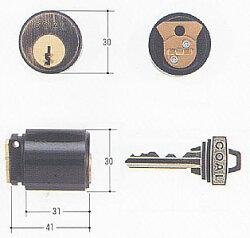 ゴール社V18TX,TTX対応各種シリンダーgcy-660(GCY-66)