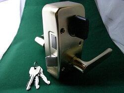 U9RA(85RA)取替用本体セット外開用左勝手ゴールド色