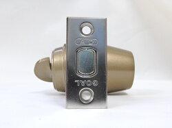 V-18AD-5本締錠塗装ブロンズ色(#80)