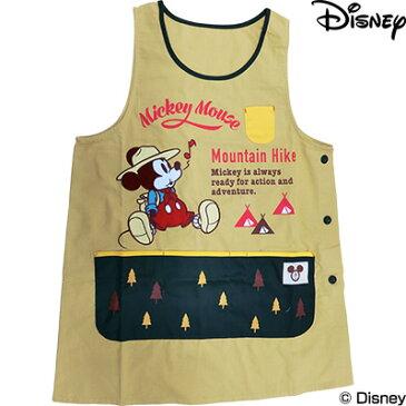 キャラクター エプロン ミッキーマウス 21907004 おしゃれ 保育士 かわいい 幼稚園