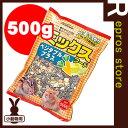 ◆ミックスフード ベジタブルプラス 500g アイリスオーヤマ ▼g ペット フード ハムスター リス