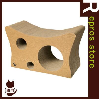 【送料無料・同梱可】◆Nico Neko 爪とぎベッド ウッド 猫株式会社 ▽c ペット グッズ 猫 キャット 国産