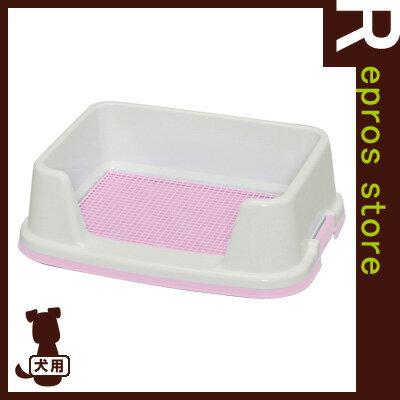 ◆トレーニング犬トイレ TRT-500 ミルキーピンク アイリスオーヤマ ▼g ペット グッズ 犬 ドッグ