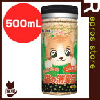 Pone にゃんにゃん 猫の消臭玉 ひのきの香り 500mL 第一衛材 ▼a ペット グッズ 猫 キャット トイレ