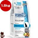 ◇FORZA10 レギュラーダイエット ローグレイン フィッシュ 1.5kg SANYpet ▽b ペット フード 猫 キャット 成猫 老猫 アレルギー 食事療法食