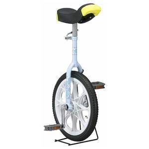供供雷切1H-16R獨輪車藍色獨輪車16英寸小孩使用的男人的孩子raychell自行車戶外運動小孩使用的自行車自行車本體自行車用品體育用品