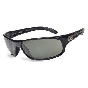 Bolle 偏光サングラス アナコンダ ブラック ボレー   メンズ スポーツ 紫外線カット UVカット グラサン 運転 ドライブ バイク ツーリング ポラライズド フィッシング 釣り 偏光グラス ポラライズドサングラス 偏光メガネ