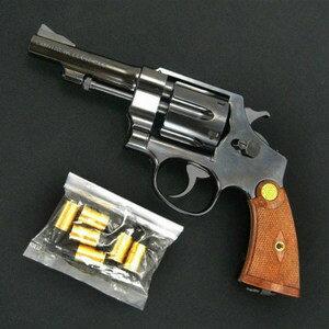 田中模型槍S&W M1917 HE 2nd 4inch特別定做田中作品起火模型槍左輪手槍手槍手槍手槍史斯密&uesson
