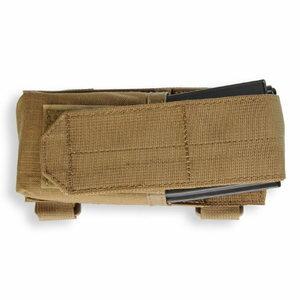 ブラックホーク ストックポーチ M4マガジン用 52BS17 [ コヨーテタン ] 折りたたみ式ストック Blackhawk BHI ショットシェルホルダー ショットシェルポーチ 散弾ケース 散弾ホルダー