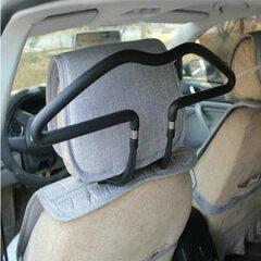ヘッドレストハンガー 車載用 車載ハンガー 車用ハンガー ヘッドレスト用上着掛け カー用品