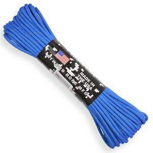 ATWOOD ROPE 反射材 550パラコード タイプ3 ブルー [ 15m ] アトウッドロープ ARM Reflective 商用 Blue 青 リフレクティブ パラシュートコード 綱 靴紐 靴ひも シューレース 防災画像