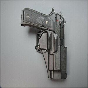 黑鷹 LV1 皮套 Sportster MF 丸貝瑞塔 M92F 右手黑鷹 BHI 貝瑞塔手槍皮套 CQC