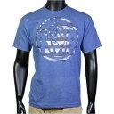 スミス&ウエッソン Tシャツ 半袖 パトリオティック エンブレム [ Mサイズ ] 14SWS041-DHT-M Smith&Wesson S&W ミリタリーシャツ 半袖シャツ アーミーシャツ アサルトシャツ TDUシャツ