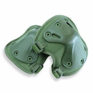 HATCH防護具XTAK彎頭墊襯[草綠色]黑色| Hatch彎頭推球肘期待肘期待防護帶彎頭防護具彎頭保護
