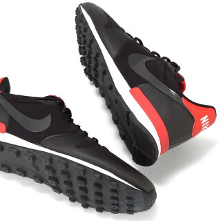 【レディース】WMNSNIKEINTERNATIONALISTTP749556-002ウィメンズナイキインターナショナリストテックパックブラックレッド靴スニーカーテックフリース