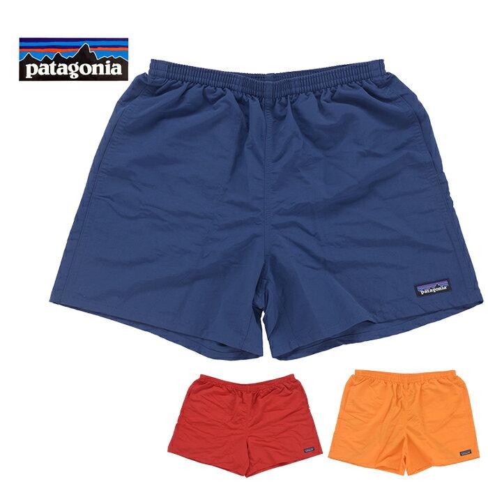 メンズウェア, ハーフパンツ・ショートパンツ Patagonia Ms Baggies Shorts-5 In 57021 SNBL FRE MAN 5 pat0165