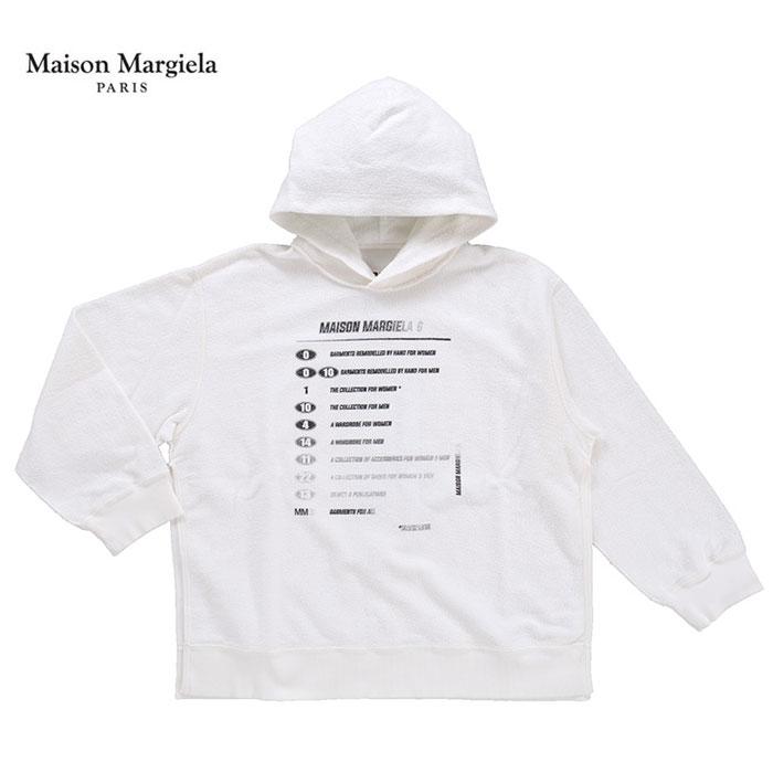 トップス, パーカー MM6 Maison Margiela S52GU0132 S25502 101 mgl0146