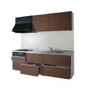 TOTO システムキッチン ミッテ I型 基本プラン 間口2100mm 食洗機なし プライスグループ1 【商品のみ】