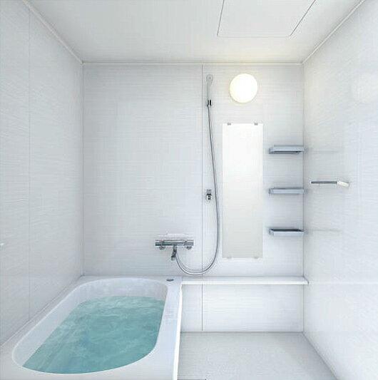 【送料無料!】TOTO リモデルバスルーム マンション住宅向け もっとひろがるWBシリーズ Tタイプ 1316Aサイズ 基本仕様 WBV1316ATX5