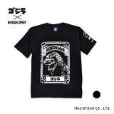大怪獣ゴジラTシャツ[GODZILLA]