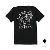 T.P.C.ブルドッグポケットTシャツ