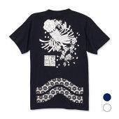 纏桜吹雪UVTシャツ