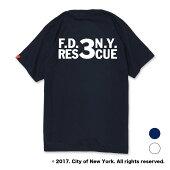FDNY3Tシャツ