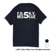 FDNY5Tシャツ