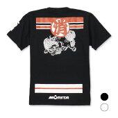 モリタ獅子Tシャツtype14