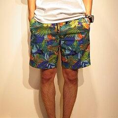 GDC【GDC】【予約販売3月上旬】M-28016 tropical board shorts
