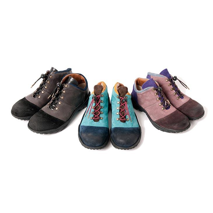 【glamb グラム】GB14AT/AC13ドリーマウンテンブーツDolly mountain boots:CAMBIO