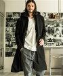 【glamb(グラム)】【予約販売9月下旬〜10月上旬入荷】GB17AT-MN12-Hooded chester coat-フーデッドチェスターコート