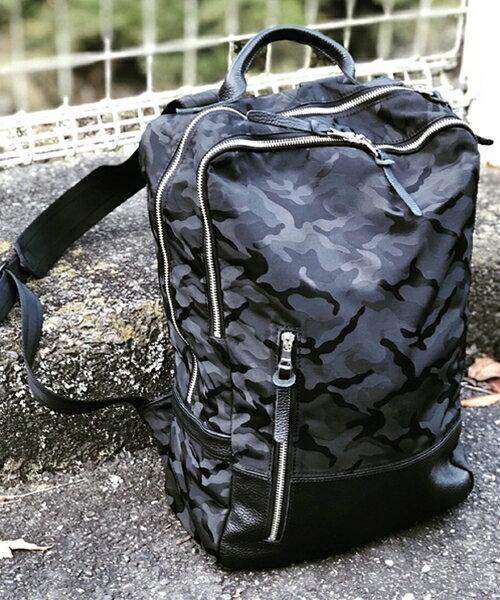 メンズバッグ, バックパック・リュック DECADE()1DCD-01034J-Camo JQ Nylon Back Pack