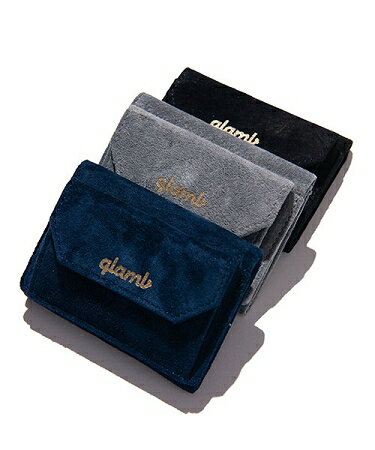 【glamb(グラム)】Marvin mini wallet-マーヴィンミニウォレット(GB0119-AC09)