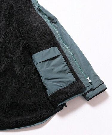【MROLIVE(ミスターオリーブ)】【予約販売10月下旬~11月上旬入荷】MEMORY POLYESTER TWILL × BOA -BRITISH TRAINER JACKET ジャケット(M-19369)