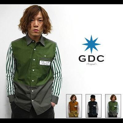【送料無料】【RCP】【GDC】crazy shirt