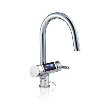 価格交渉大歓迎!電解水素水整水器 グラシア 混合水栓一体型(アンダーシンク型)日本トリム