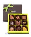 ダイヤモンドショコラで人気♪♪【DelReY】デルレイショコラネーヘン 9P<ギフトセット・詰め合...