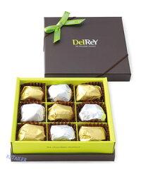 ダイヤモンドショコラで人気のデルレイ♪♪【DelReY】デルレイマロングラッセ 9P<クリ・栗・...