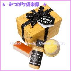♪人気のLUSH プレゼントにっ♪ ★【LUSH】ラッシュ みつばち倶楽部 [ギフトセット]