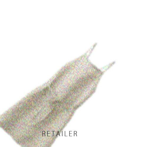 無印良品『麻平織 肩クロスエプロン・巾着付』