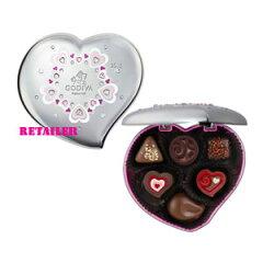 ♪【GODIVA】ゴディバキープセイク 6粒<お菓子・チョコレート・バレンタインデー・ホワイトデーのお返しに>