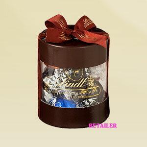 ★スイスのプレミアムチョコレートブランド「Lindt リンツ」★♪ブラウン★【Lindt】リンツリン...
