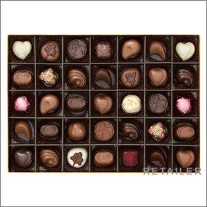 ♪【GODIVA】ゴディバ ゴールドコレクション 35粒<お菓子・チョコレート・バレンタインデー・ホワイトデーのお返しに>