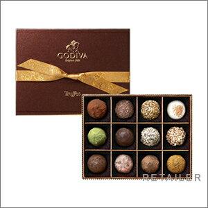 ♪【GODIVA】ゴディバ トリュフ アソートメント 12粒<お菓子・チョコレート・バレンタインデー・ホワイトデーのお返しに>