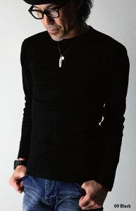★クーポン対象★AVIREX/アビレックス・クルーネックロングスリーブTシャツ