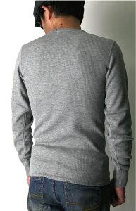 【送料無料】AVIREX(アビレックス)ロングスリーブサーマルクルーネックTシャツ