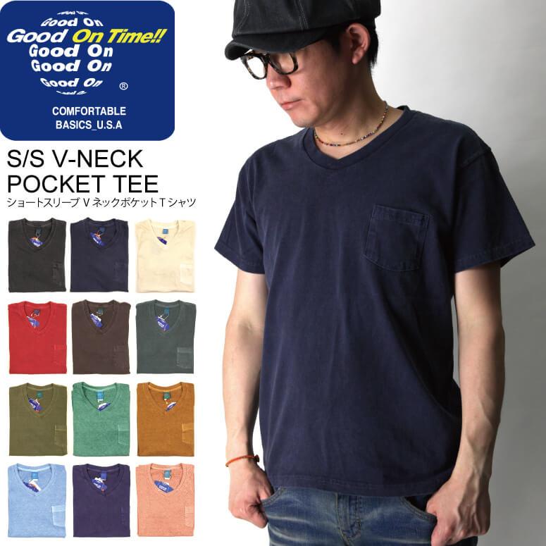 トップス, Tシャツ・カットソー 20OFFGood On() V T