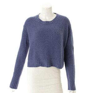 [克里斯汀·迪奥]克里斯汀·迪奥j'adior 8羊绒针织衫, 蓝色38 [二手] [已验证并保证正品] 82941